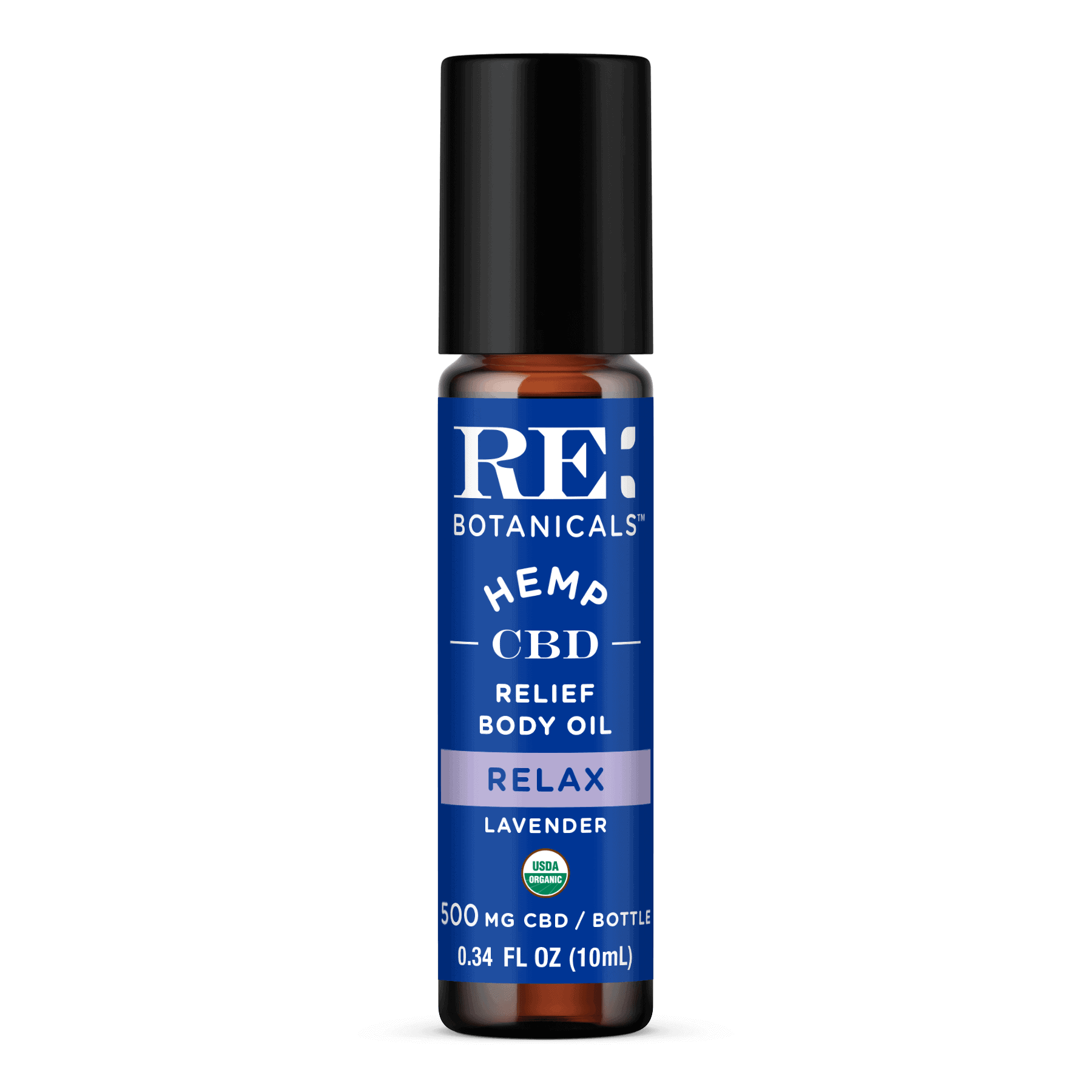 Extra Strength Relief Body Oil - Lavender